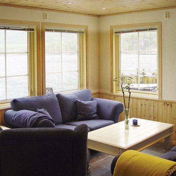 Angelreisen Norwegen 40603-604 Hebnes Wohnen