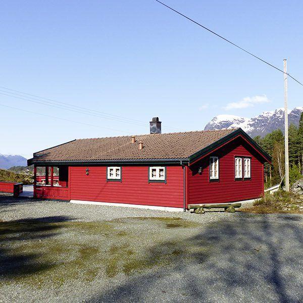 Angelreisen Norwegen 40651 Ropeid Haus
