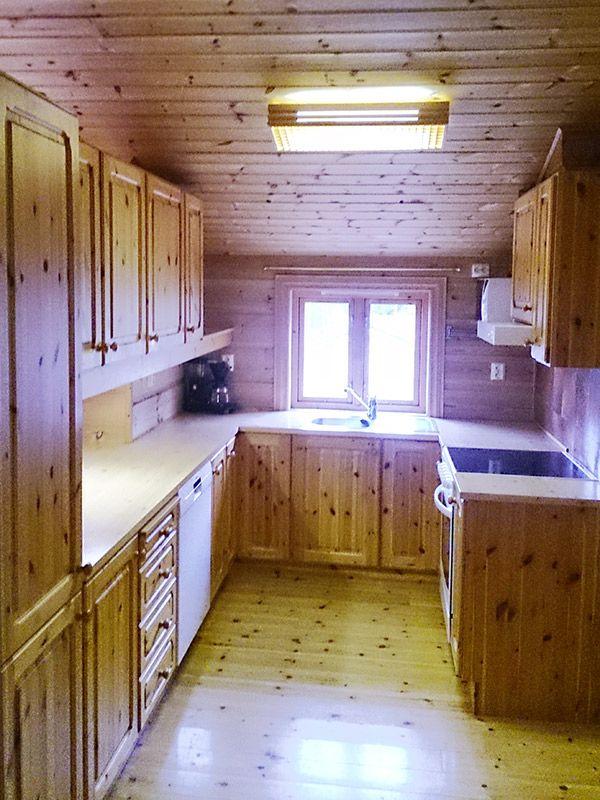 Angelreisen Norwegen 40651 Ropeid Küche