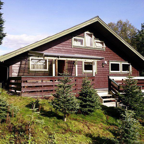 Angelreisen Norwegen 40653 Ropeid Haus