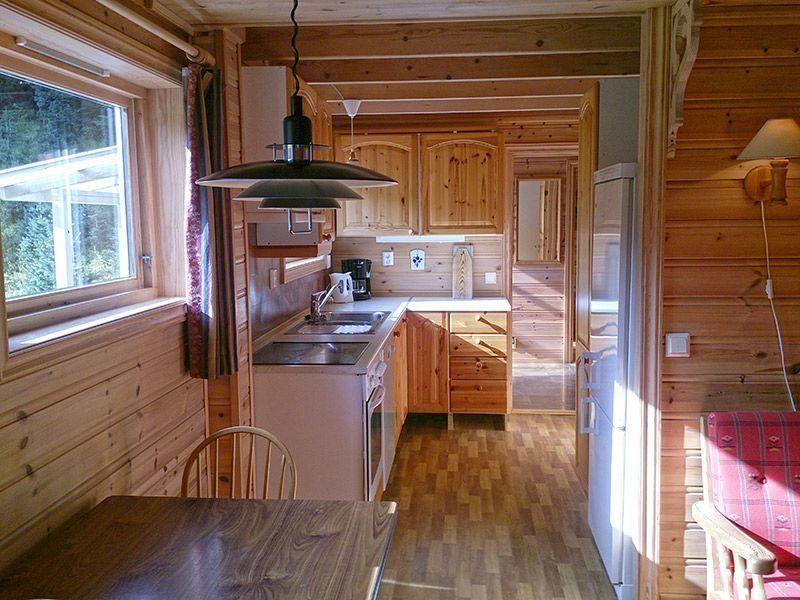 Angelreisen Norwegen 40653 Ropeid Küche
