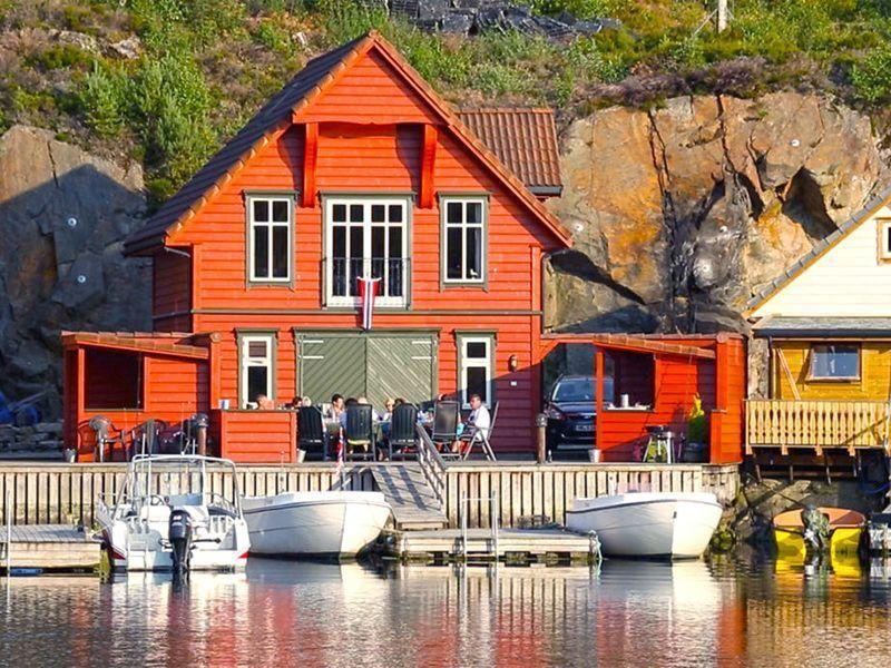 Angelreisen Norwegen 41131 Innvær Ansicht