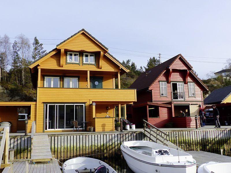 Angelreisen Norwegen 41132 Innvær Ansicht