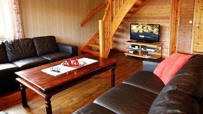 Angelreisen Norwegen 41132 Innvær Wohnen + TV