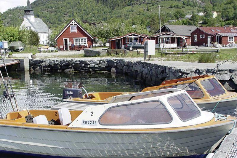 Angelreisen Norwegen 41221-227 Rabben Ansicht Überblick