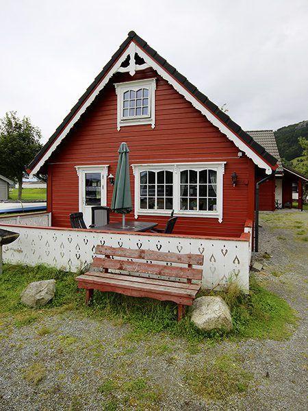Angelreisen Norwegen 41221 Rabben Ansicht vorn