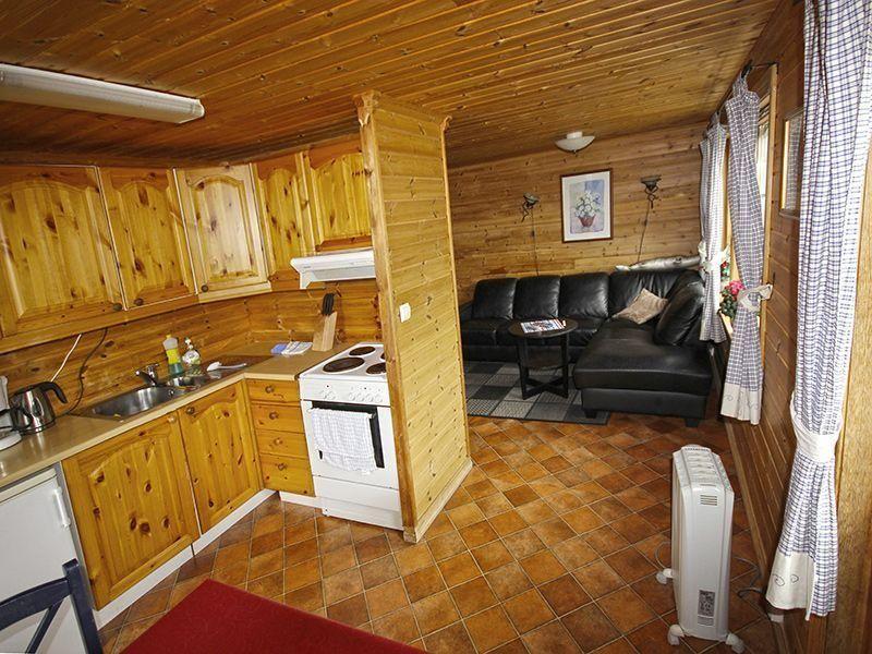Angelreisen Norwegen 41221 Rabben Küche
