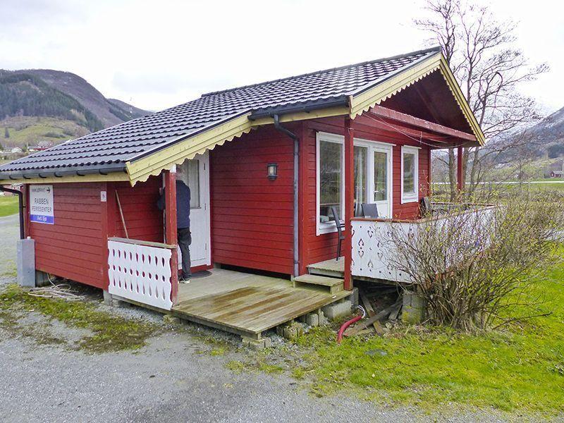 Angelreisen Norwegen 41222 Rabben Aussenansicht