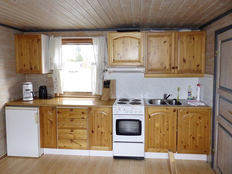 Angelreisen Norwegen 41222 Rabben Küche