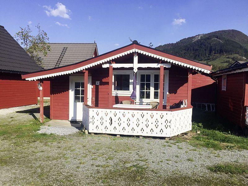Angelreisen Norwegen 41223-41224 Rabben Außenansicht