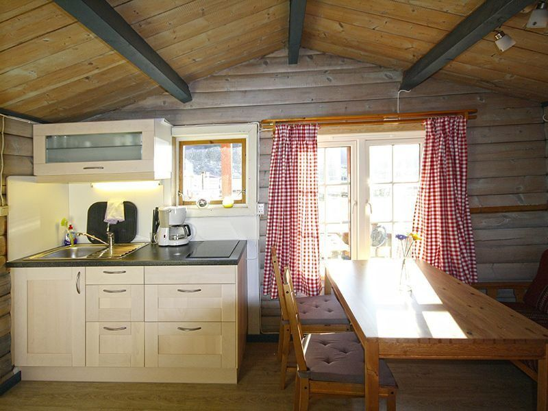 Angelreisen Norwegen 41223-224 Rabben Küche