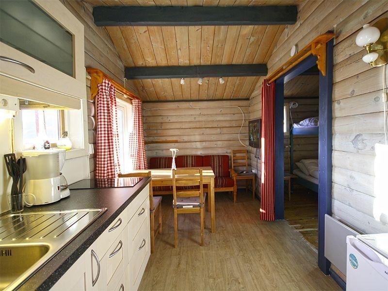 Angelreisen Norwegen 41223-224 Rabben Küche2