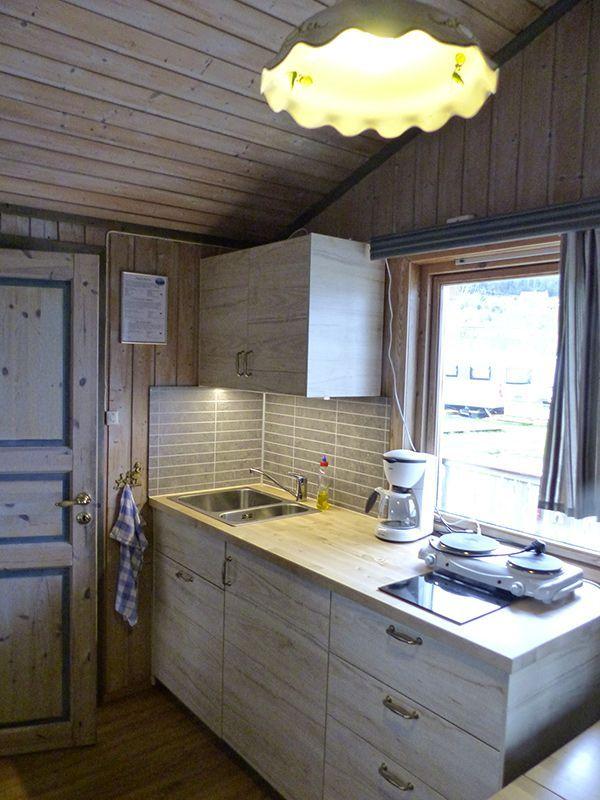 Angelreisen Norwegen 41225-226 Rabben Küche
