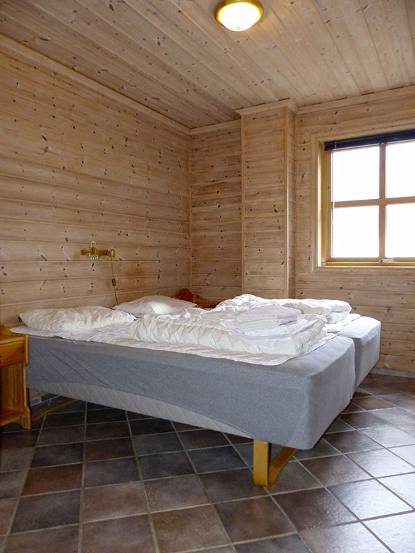 Angelreisen Norwegen 41291-295 Herdla schlafen