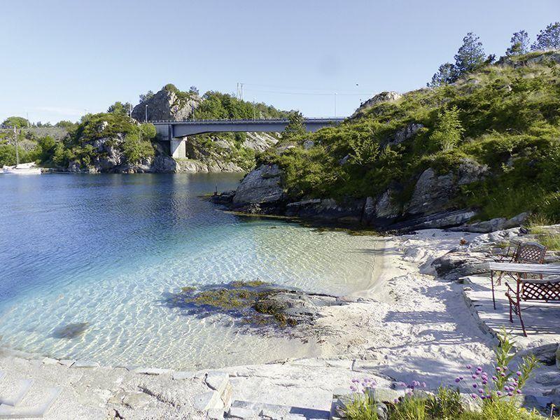 Angelreisen Norwegen 41331-41333 Haus Sotra Strand