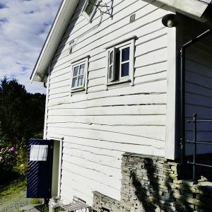 Angelreisen Norwegen 41332-41333 Haus Sotra Eingang