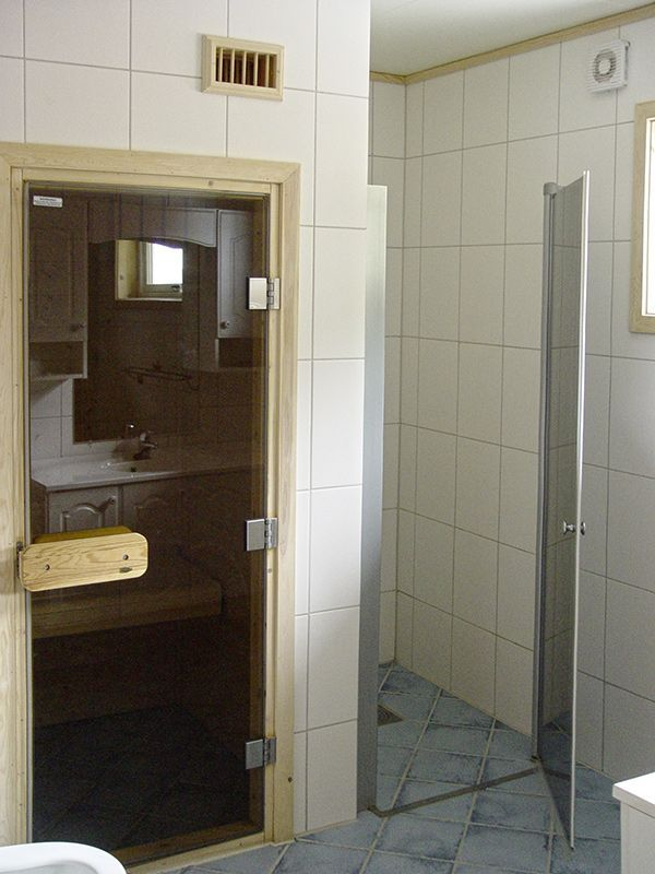 Angelreisen Norwegen 41401-402 Sognefjord Ferienhäuser Sauna