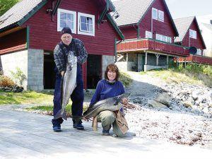 Angelreisen Norwegen 41401-403 Sognefjord Ferienhäuser Köhler2