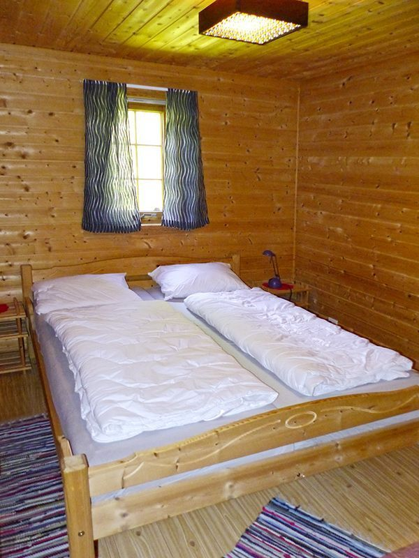Angelreisen Norwegen 41471 Falkevik Hytter schlafen