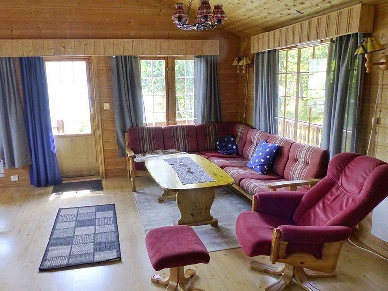 Angelreisen Norwegen 41471 Falkevik Hytter wohnen