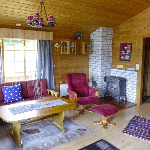 Angelreisen Norwegen 41471 Falkevik Hytter wohnen+Kamin