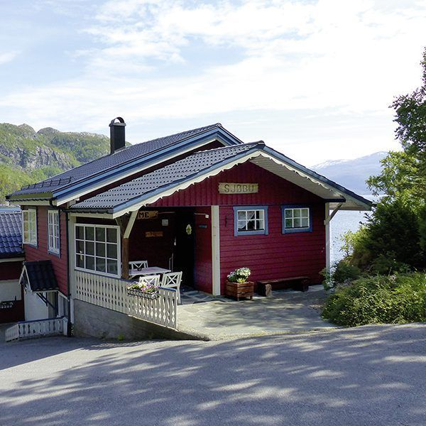 Angelreisen Norwegen 41472 Falkevik Hytter Ansicht2