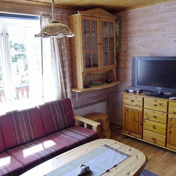 Angelreisen Norwegen 41472 Falkevik Hytter wohnen+TV
