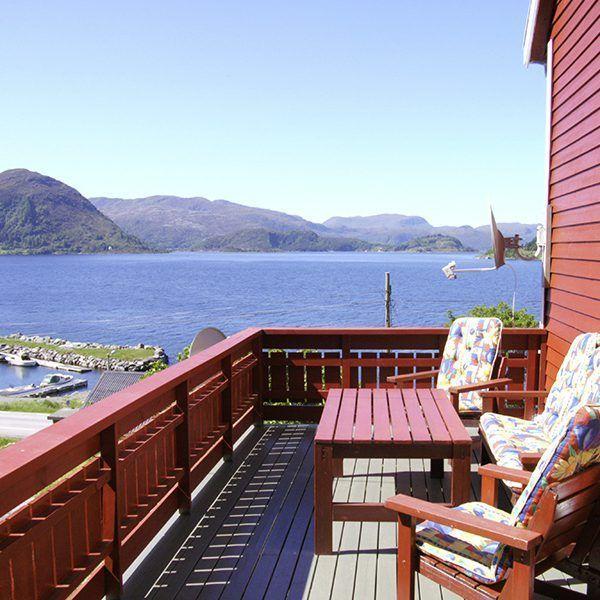Angelreisen Norwegen 41527 Grendabu3 Terrasse