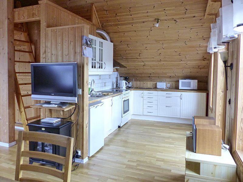 Angelreisen Norwegen 41542-41543 Bakkevik Brygge Küche