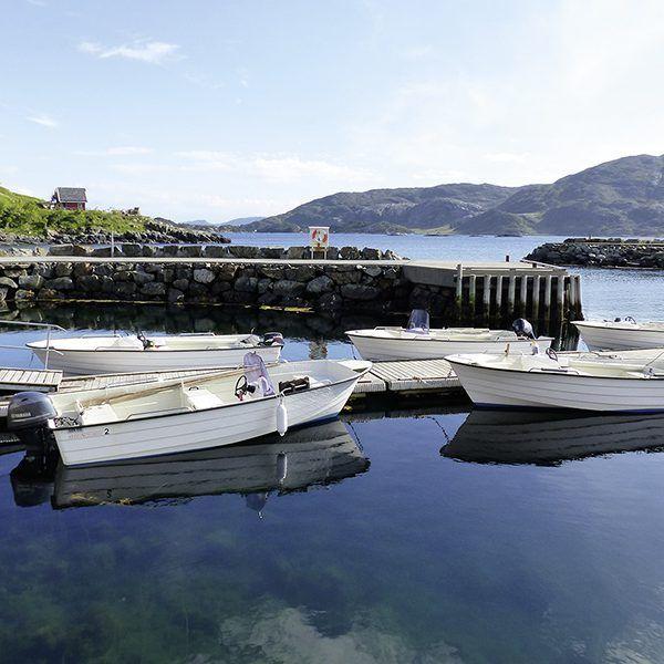 Angelreisen Norwegen 41542-547 Bakkevik Brygge Hafen