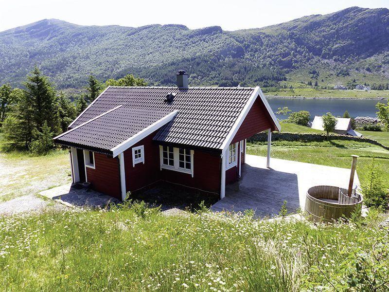 Angelreisen Norwegen 41590 Nordbotten Panorama Überblick