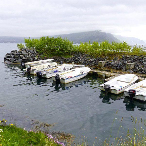 Angelreisen Norwegen 41641-645 Liset Feriesenter Hafen