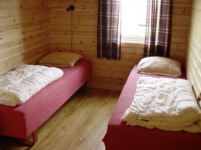 Angelreisen Norwegen 41661-41662 Hustadnes Fjordhytter Schlafen