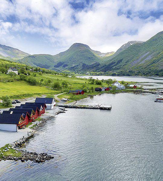 Angelreisen Norwegen 41780-805 Vestrefjord Panorama1