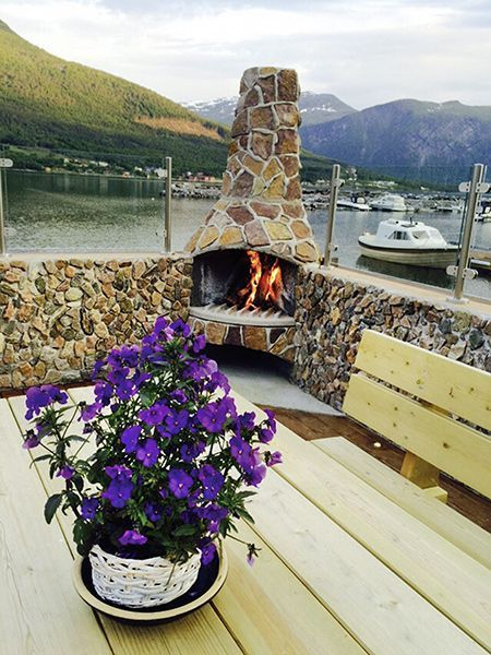 Angelreisen Norwegen 41891-41892 Solstrand Fjord Holiday Grill