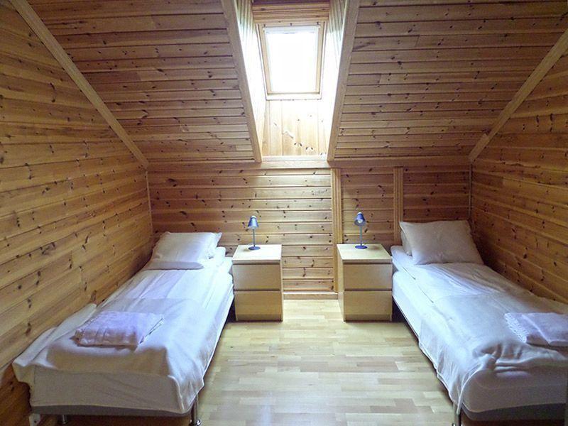 Angelreisen Norwegen 41891 Solstrand Fjord Holiday schlafen