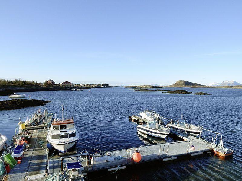 Angelreisen Norwegen 43001-43005 Halibutskole Vandve Hafen