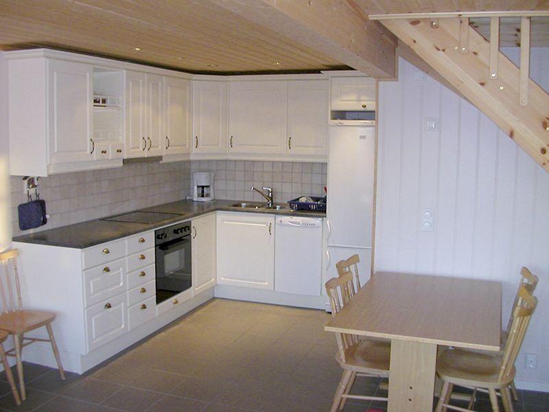 Angelreisen Norwegen 43111-112 Arctic Seasport Küche