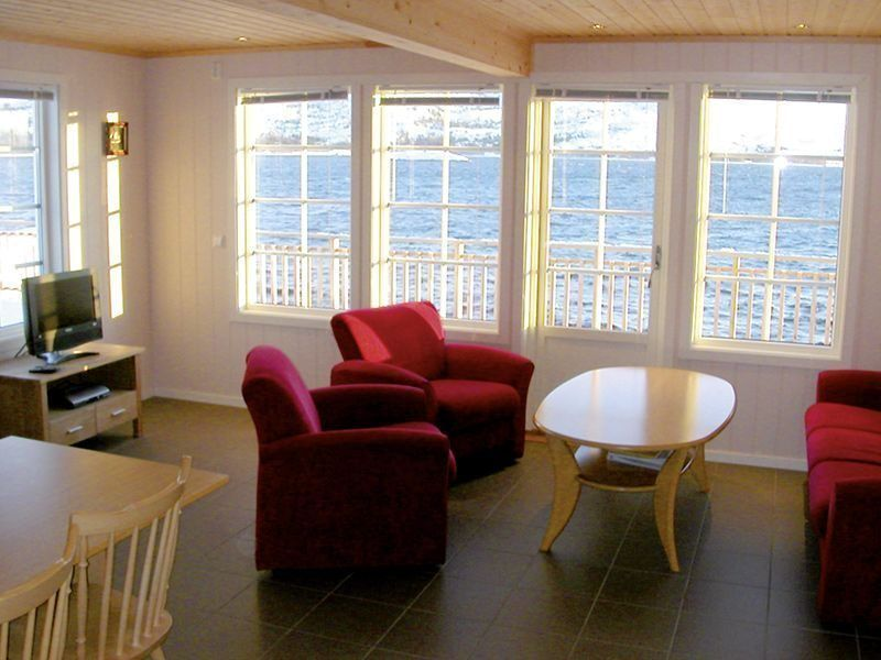 Angelreisen Norwegen 43111-112 Arctic Seasport wohnen
