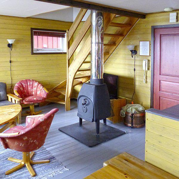 Angelreisen Norwegen 43301-305 Offersøy Feriesenter wohnen