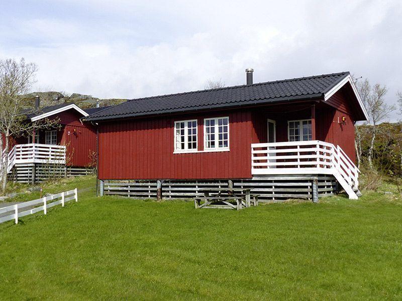 Angelreisen Norwegen 43311-43315 Offersøy Feriesenter Ansicht