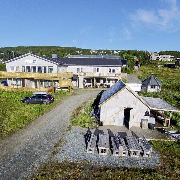 Angelreisen Norwegen 43601-603 Hansnes Havfiske Ansicht2