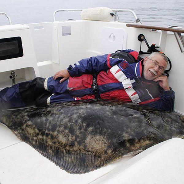 Angelreisen Norwegen 43601-603 Hansnes Havfiske Heilbutt2