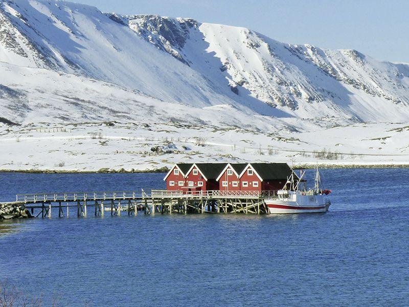 Vannøya Havfiske