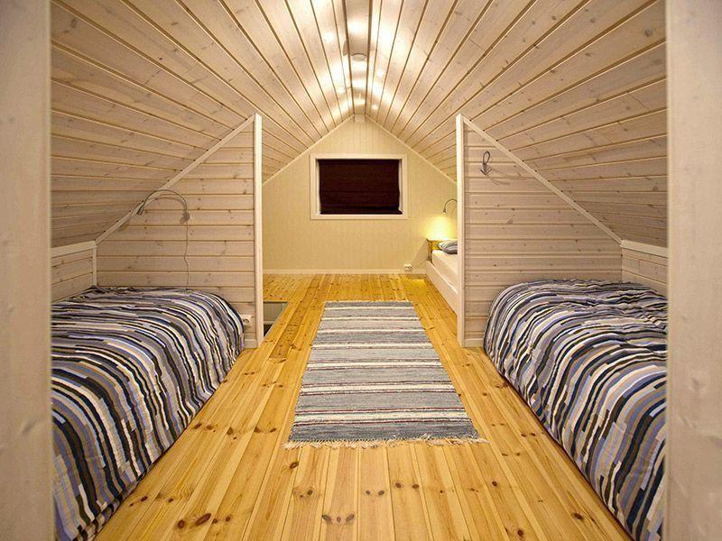 Angelreisen Norwegen 43911-912 Vannøya Havfiske schlafen2