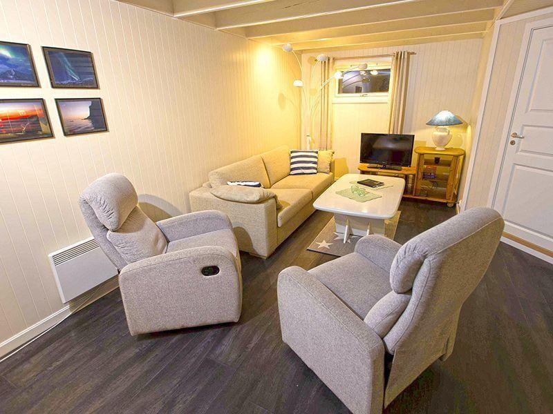 Angelreisen Norwegen 43911-912 Vannøya Havfiske wohnen