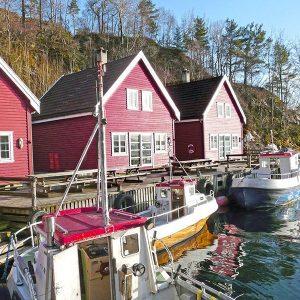 Angelreisen Norwegen 40531-533 Solvåg Fjordferie Ansicht2