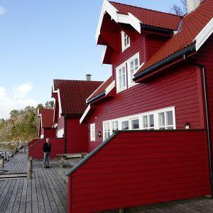 Angelreisen Norwegen 40542-546 Solvåg Fjordferie Ansicht