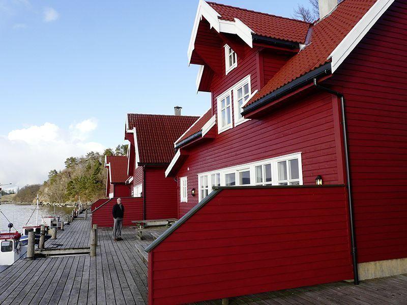 Angelreisen Norwegen 40542-40546 Solvåg Fjordferie Ansicht
