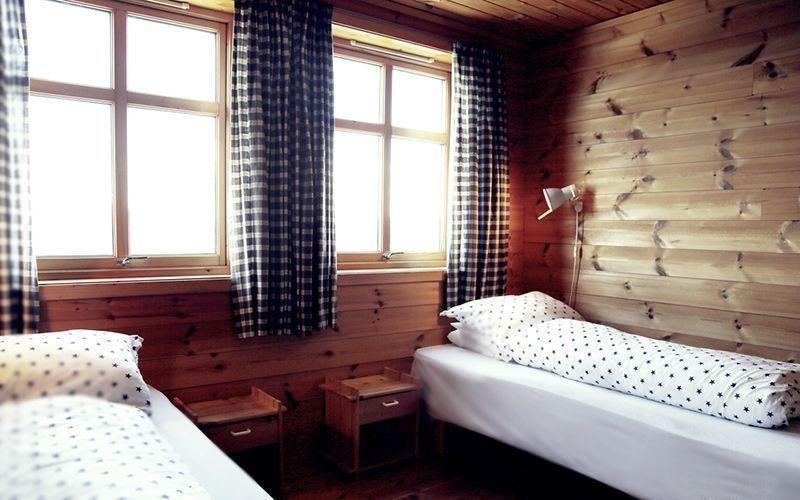Angelreisen Norwegen 40542-546 Solvåg Fjordferie Schlafen